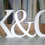 Буквы для декора 2