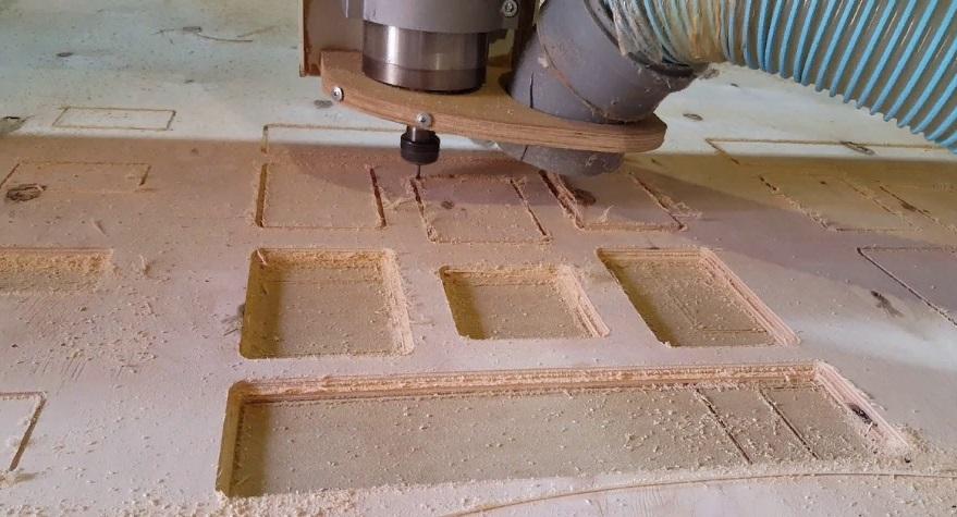 раскрой листового материала