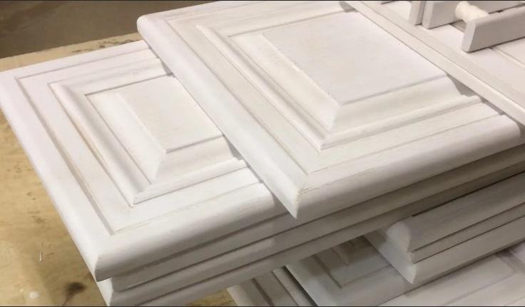 Фрезеровка мебельных фасадов 1