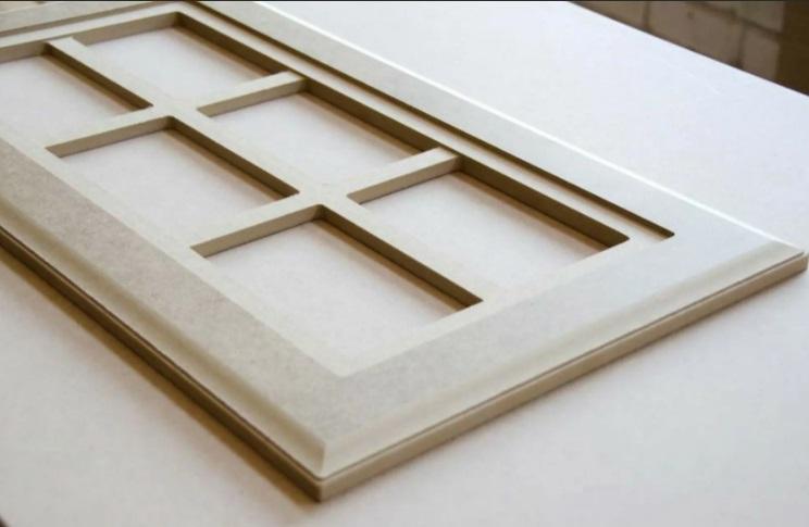 Фрезеровка мебельных фасадов